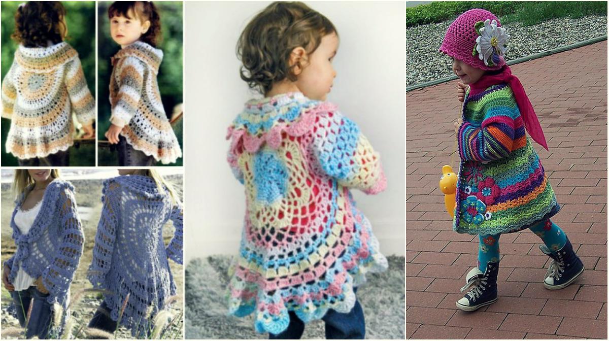 Diy Crochet Cardigan Sweater Diy Smartly