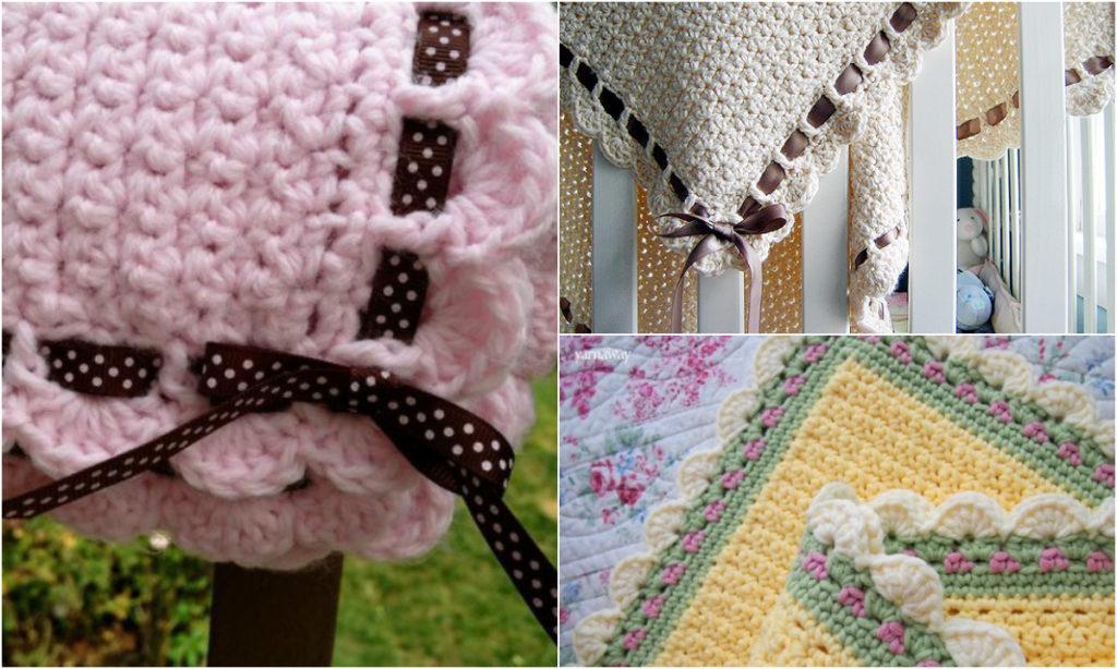 Stunning Tiramisu Baby Blanket Free Pattern Diy Smartly