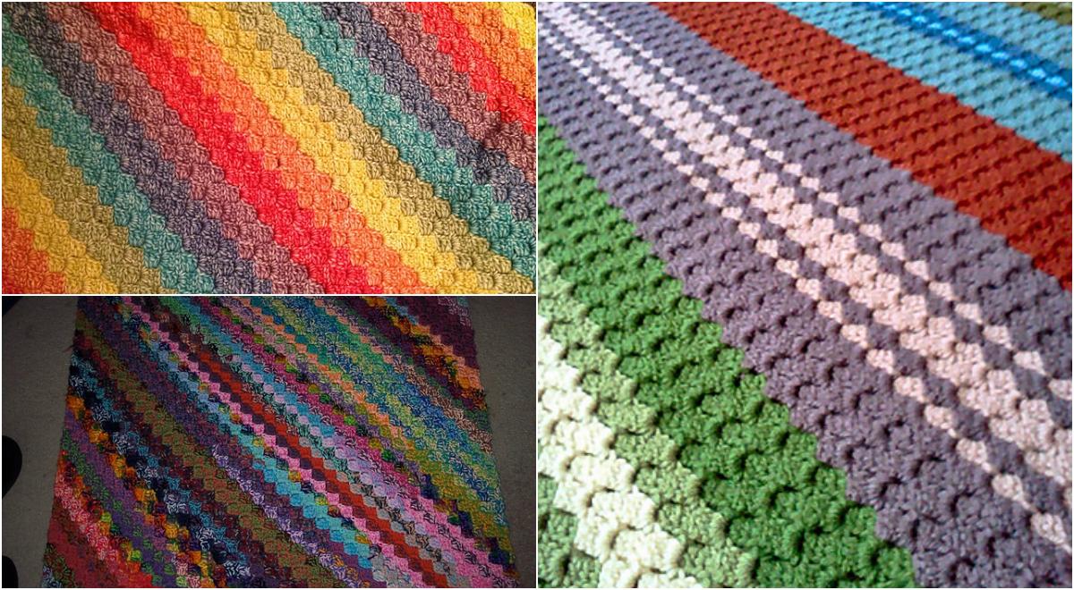 C2C Corner Crochet Start Tutorial | Diy Smartly