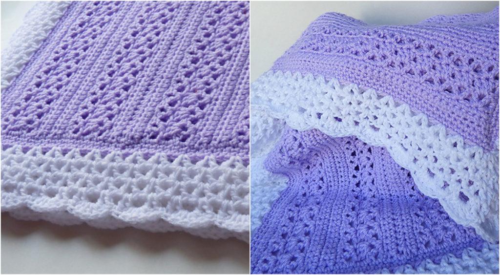 Adeline Baby Blanket Free Pattern Diy Smartly