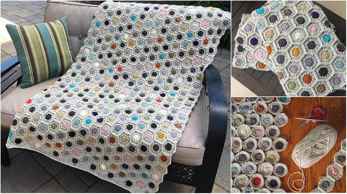 Blanket Crochet Pattern Free