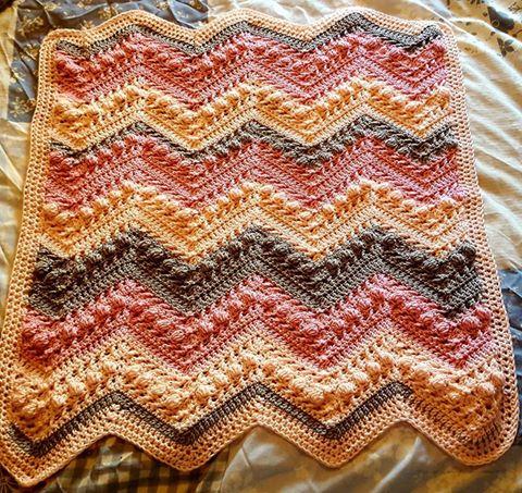 Hugs And Kisses Crochet Baby Blanket Pattern : Hugs & Kisses Baby Blanket + Tutorial Diy Smartly